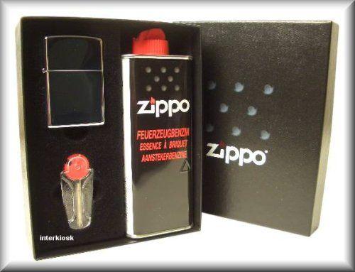 Zippo Seriennummer Prüfen